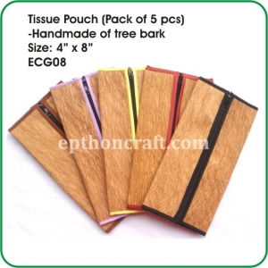 Tissue Pouch (Pack of 5 pcs)