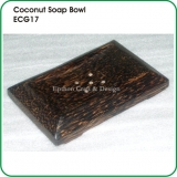 Coconut Soap Bowl