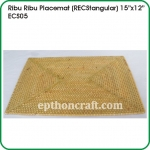 Ribu Ribu Placemate (Rectangular)