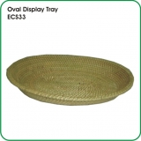 Oval Display Tray